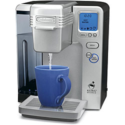Cuisinart Ss 700 Silver Single Serve Brewing System Cheap