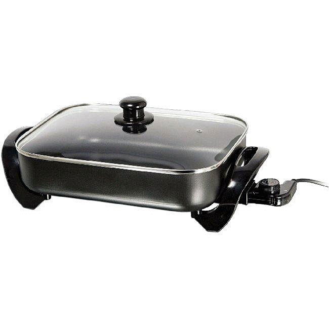 Brentwood Appliances Sk 75 16 Inch Electric Skillet