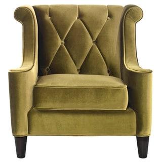 Vivi Grey Velvet Slipper Chair 16052607 Overstock Com