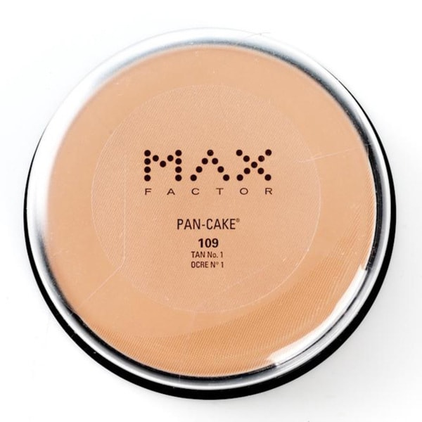 Max Factor Pancake Makeup Natural Tan