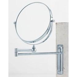 Danielle 1x 10x Adjustable Round Wall Mount Mirror