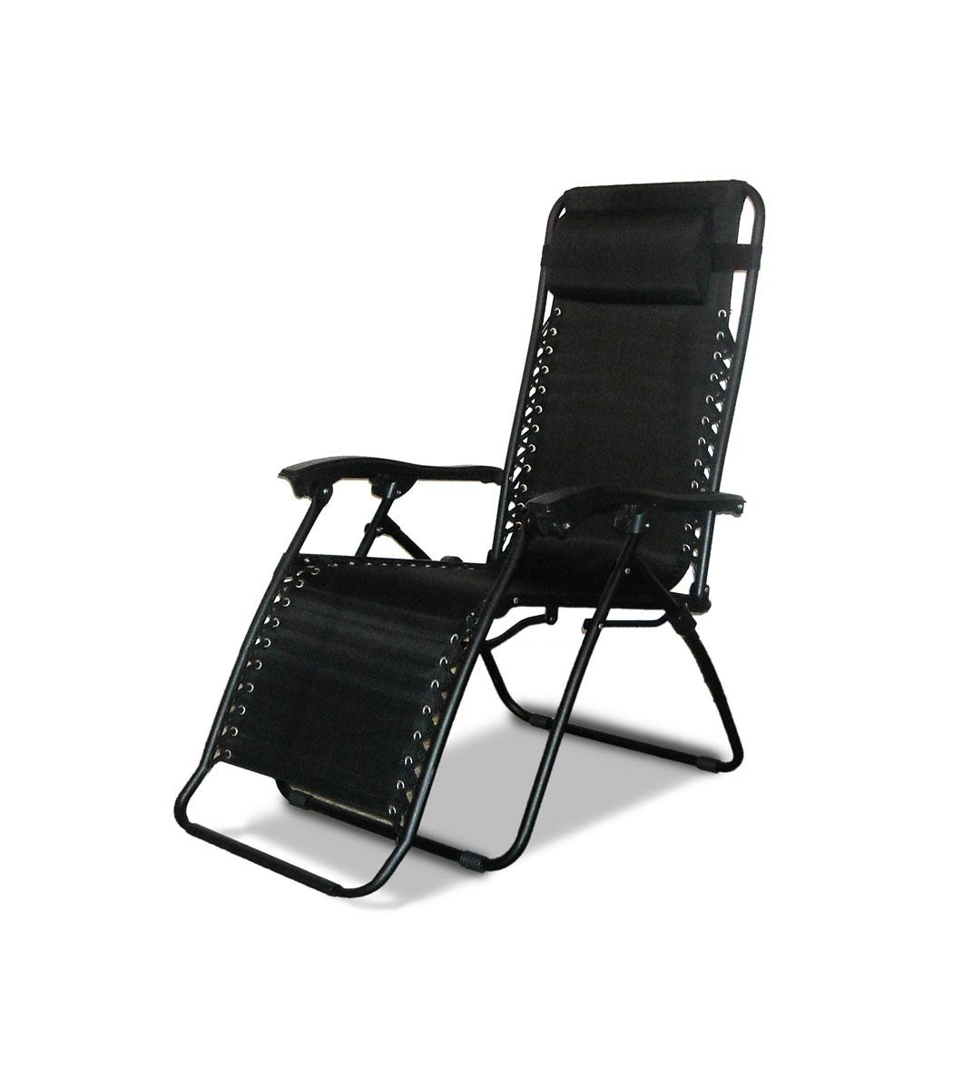 Caravan Canopy Black Zero Gravity Chair 13140408