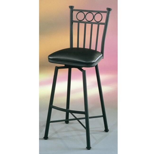 bostonian 30 inch swivel bar stool 13266265 shopping great deals on bar stools. Black Bedroom Furniture Sets. Home Design Ideas