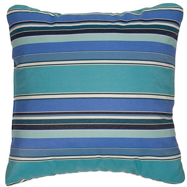 Dolce Oasis 18 Inch Knife Edged Outdoor Pillows With