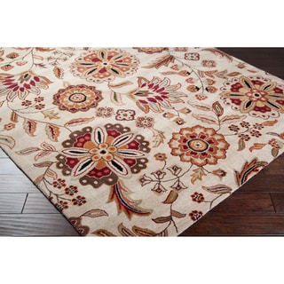 Nourison Graphic Illusions Paisley Red Multicolor Rug 5 3