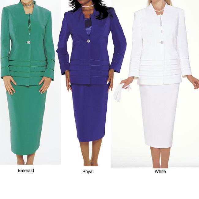 Skirt Suits For Weddings 23