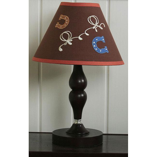 Geenny Western Cowboy Horse Lamp Shade 13292763
