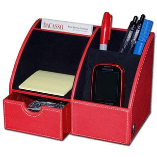 Safco Onyx Mesh Multipurpose Desk Organizer 11179538