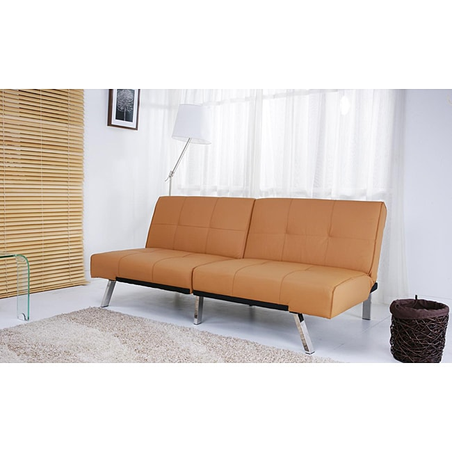 Sofa Bed Deals: Jacksonville Camel Foldable Futon Sleeper Sofa Bed