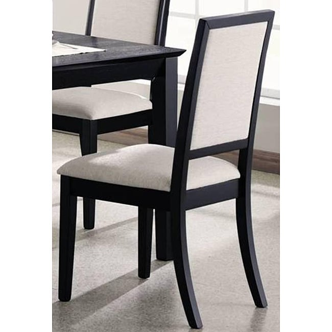 Dining Chairs Deals: Premier Black Dining Chairs (Set Of 2)