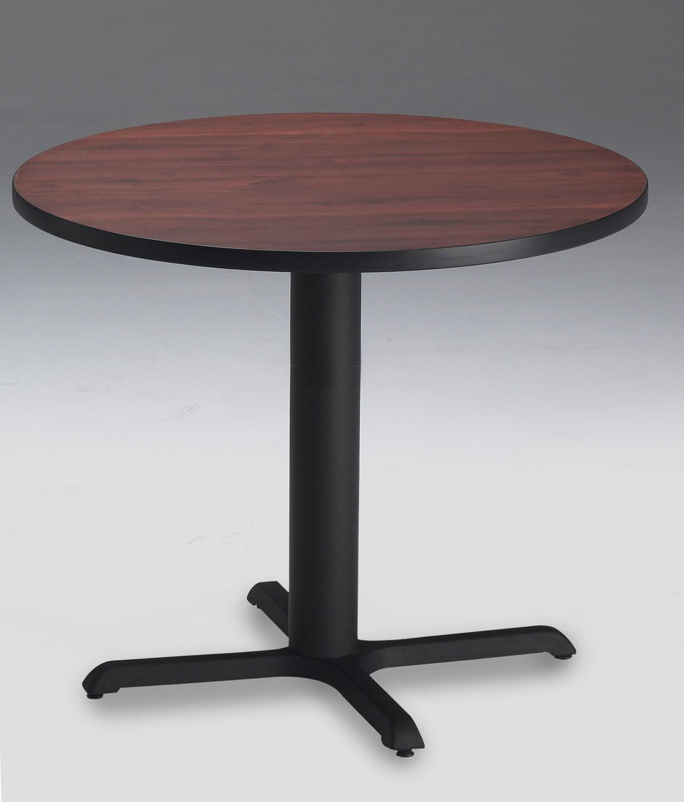 30 Inch Round Kitchen Table: Mayline Bistro Dining-height 30 Inch Round Table
