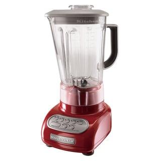 Kitchenaid Rksb560er Empire Red 5 Speed Artisan Blender