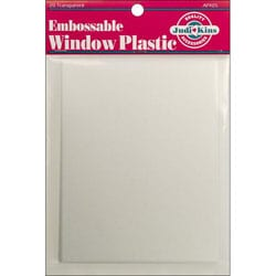 Embossable Window Plastic Sheets Overstock Shopping