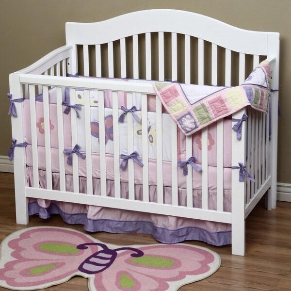 Cafe Kid Furniture Costco: Delta Richmond White Wood 4-in-1 Convertible Crib