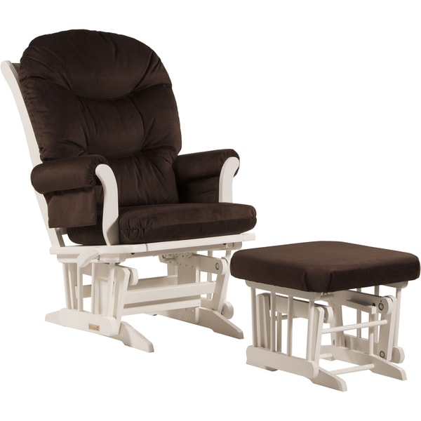 Dutailier Ultramotion Hardwood Reclining Glider And