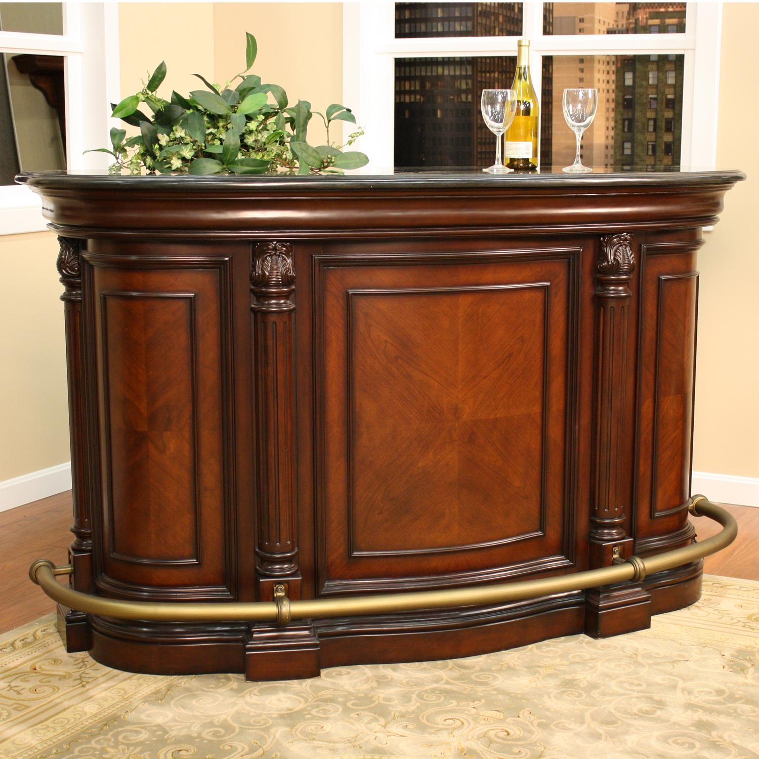 Wood Home Bar Furniture