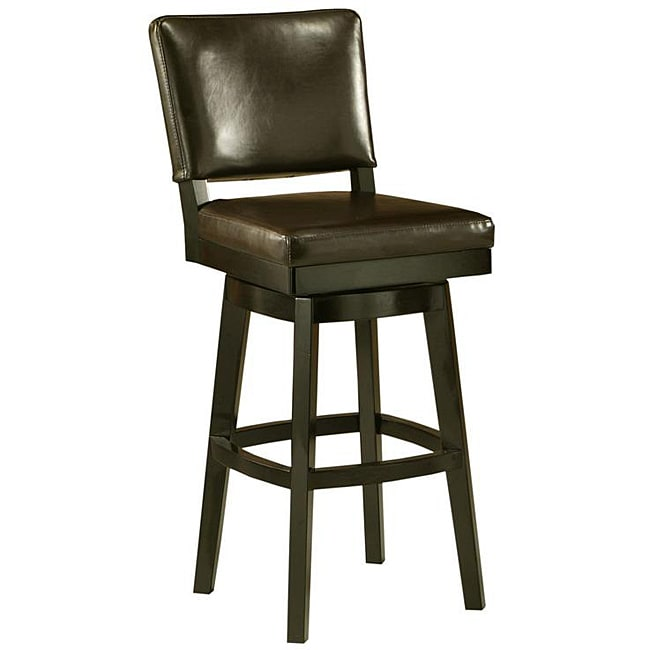Richfield 26 Inch Wood Swivel Counter Stool 13463043