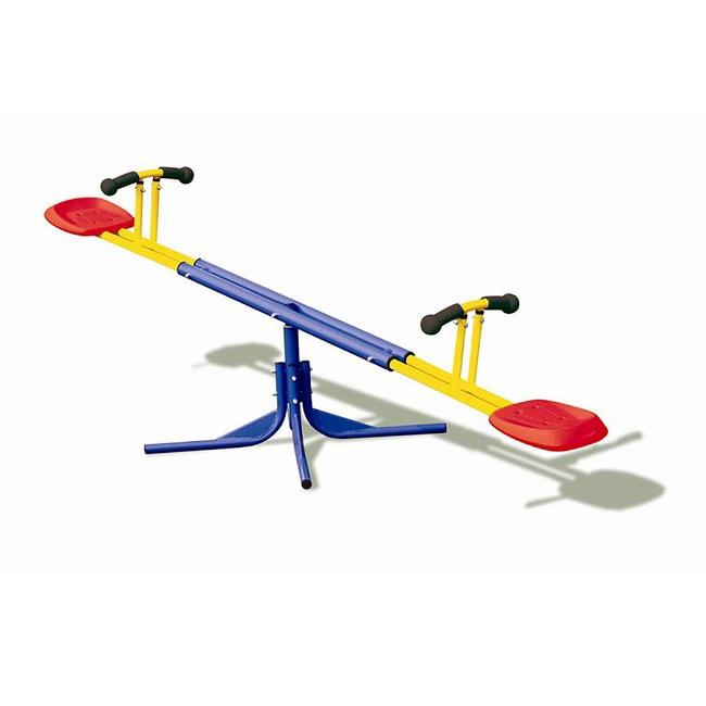 Outdoor Seesaw Play Set Swingset Accessories Kids Backyard