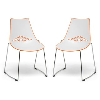 Baxton Studio Dining Chairs Overstock Shopping The