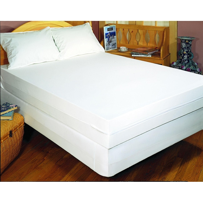 Pure Cotton Twin Size Extra Long Allergy Bedding