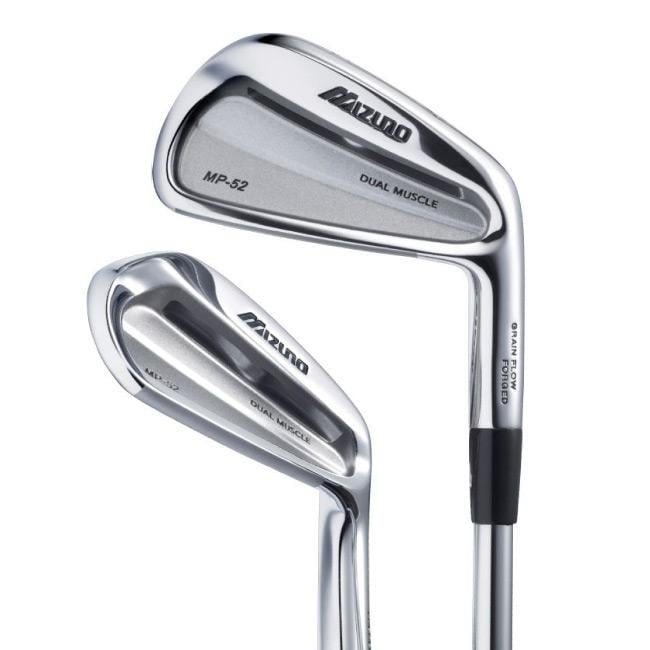mizuno mp 52 forged 3 pw iron set 13600932 overstock. Black Bedroom Furniture Sets. Home Design Ideas