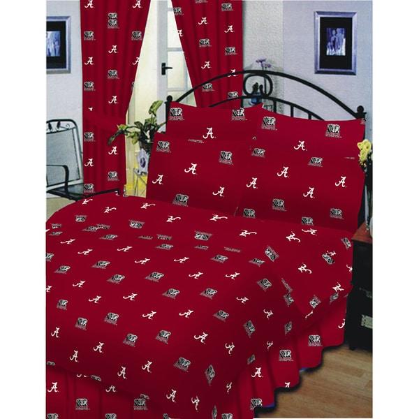 Alabama Crimson Tide 5 Piece Bed In A Bag 13604696
