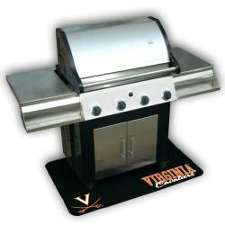 Georgetown Hoyas Vinyl Grill Mat 13605608 Overstock