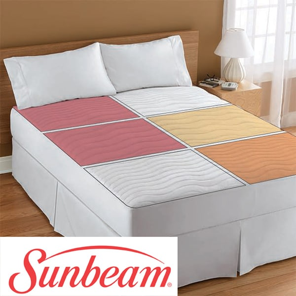 Sunbeam Therapeutic Queen Size Electric Heated Zone