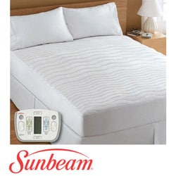Sunbeam Therapeutic King Size Electric Heated Zone