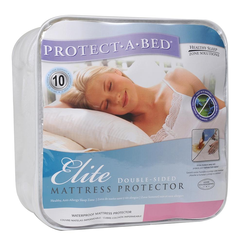 Protect A Bed Elite Waterproof Double Sided Mattress