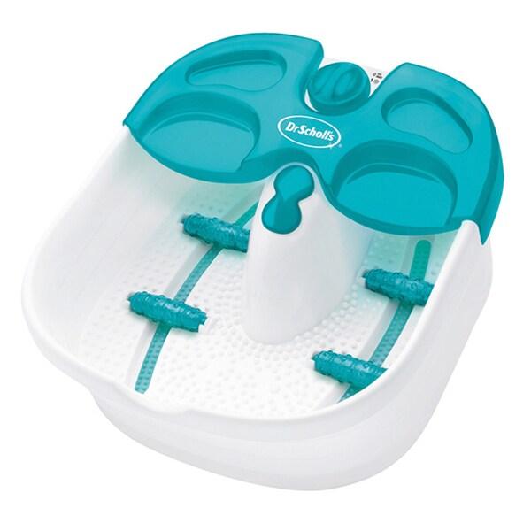 Dr Scholl S Foot Bath Massage 13648541 Overstock Com