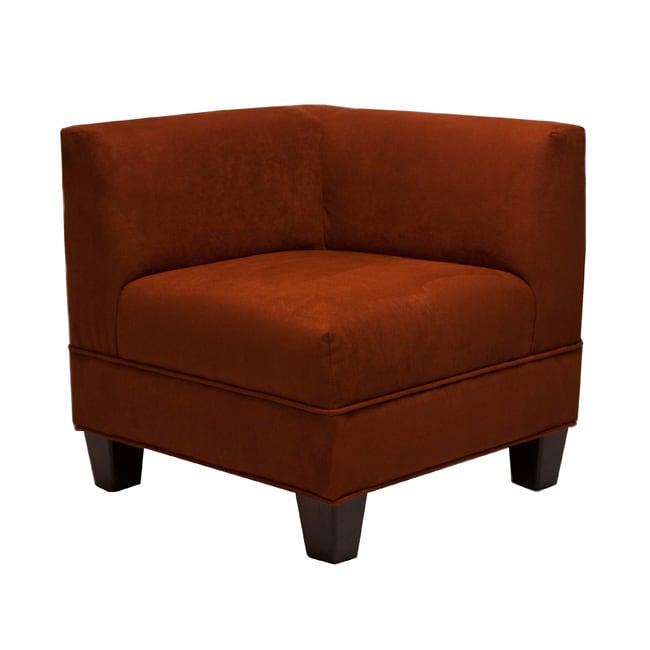 Safavieh Jack Sky Blue Corner Chair Home Decor Accent: Deals On 1001 Blocks