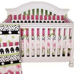 Cotton Tale Sumba 8 Piece Crib Bedding Set 14211632