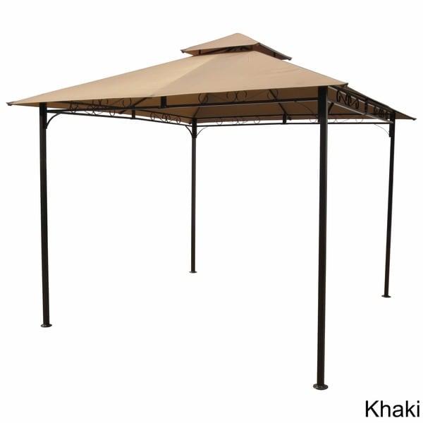 International Caravan Vented Canopy Gazebo 13673873