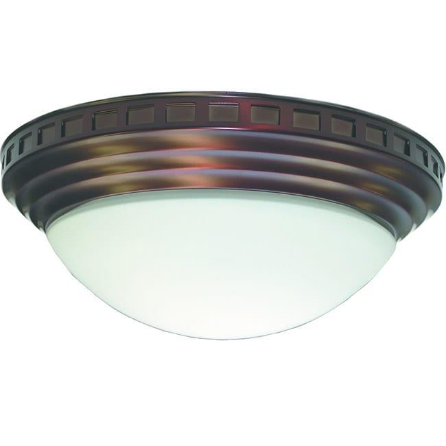 Decorative Dome Antique Brass 100 Cfm Bath Fan Overstock Shopping Big Discounts On Big Air