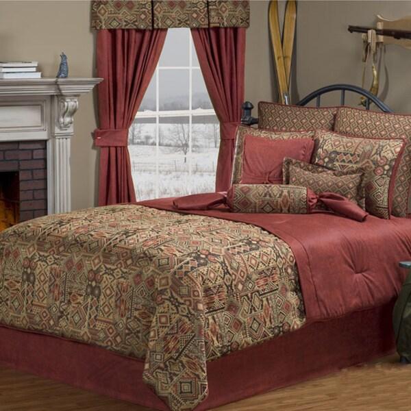 Mesquite King-size 4-piece Comforter Set - Overstock ...