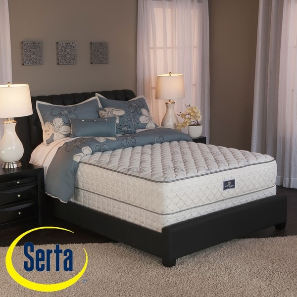 Serta Perfect Sleeper Liberation Cushion Firm Queen Size