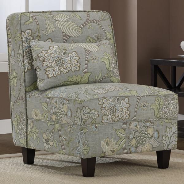 Mattie Tufted Slipper Serenity Chair 13692651