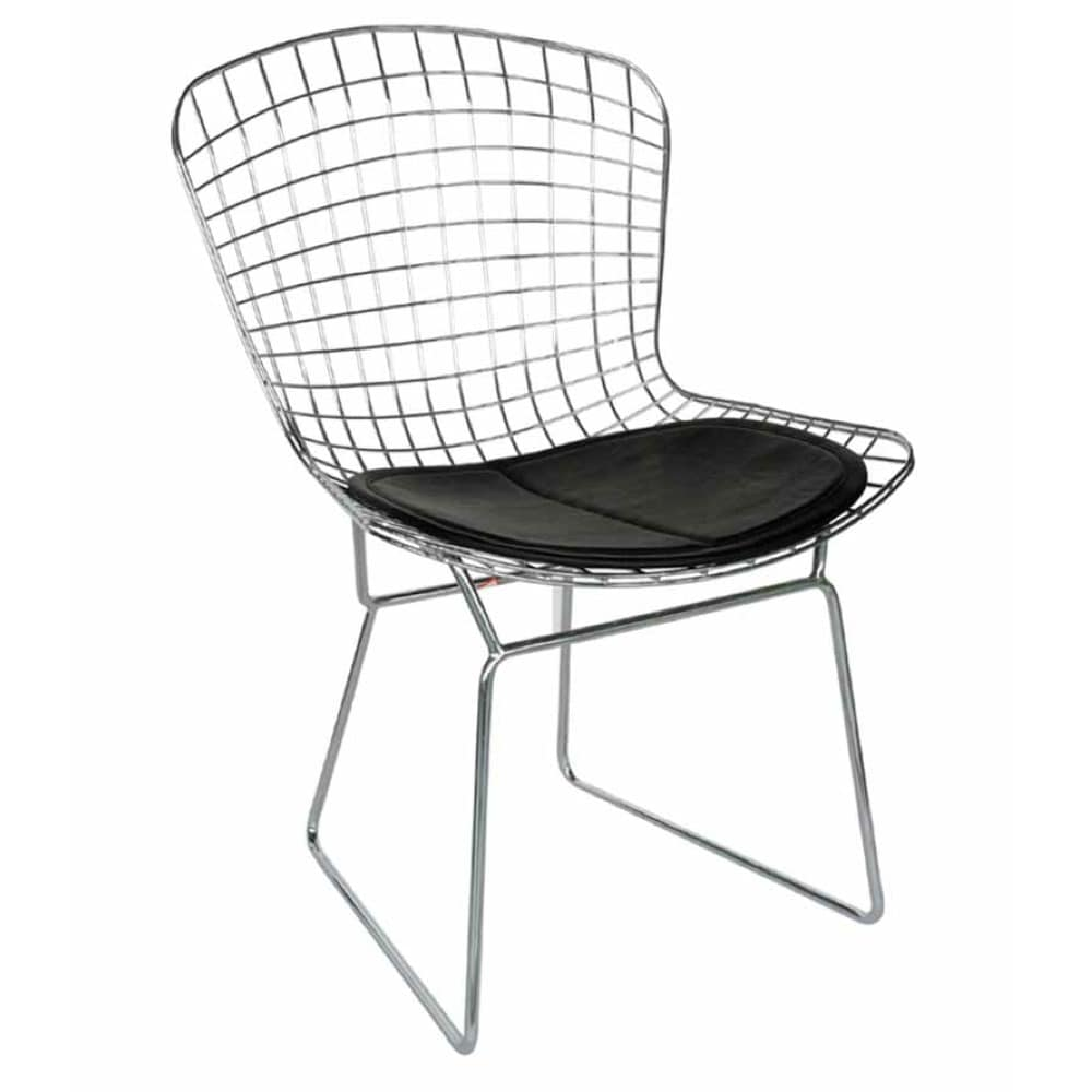 Wire Side Chair (Set of 4) - 13731747 - Overstock.com ...