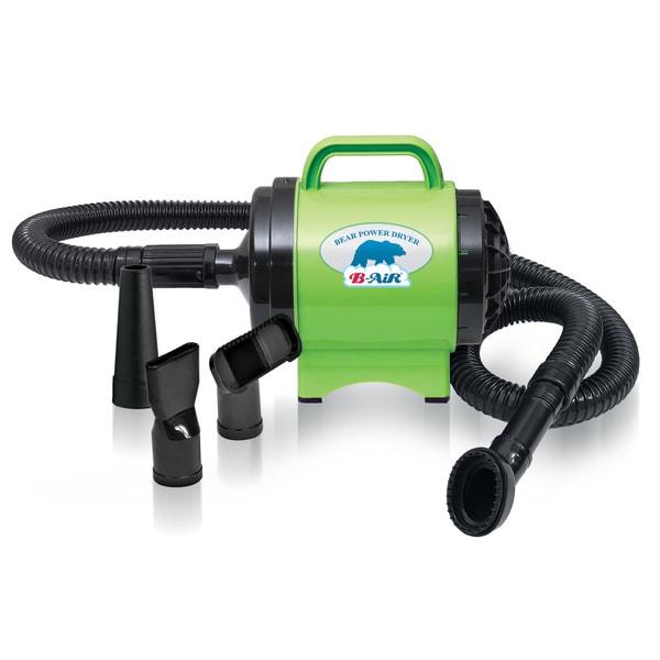 B Air Bear Pet Power Dryer 13749619 Overstock Com