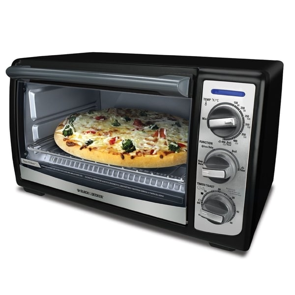 Black Amp Decker Tro4075b Convection Toaster Oven 13769046