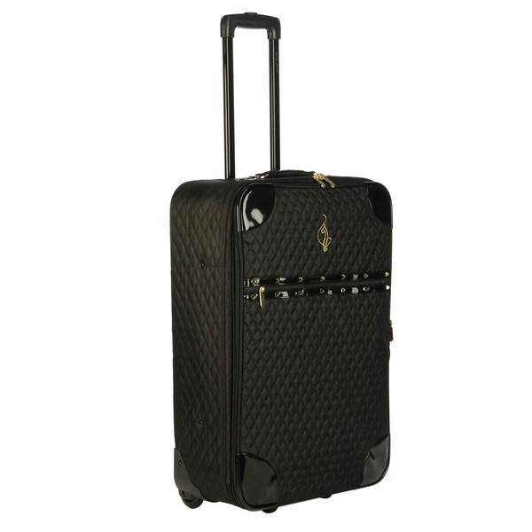 Baby Phat Soho 3 Piece Luggage Set 13813783 Overstock