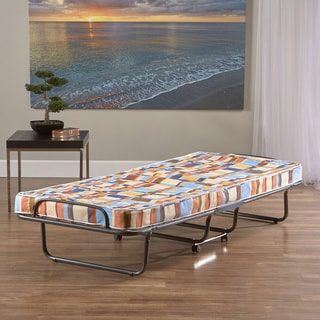 Innerspace Folding Twin Size Roll Away Guest Bed
