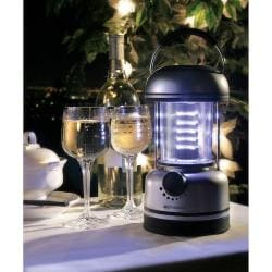 Lightweight Portable Emerson 20 Led Battery Operated
