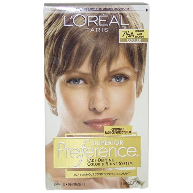 L Oreal Superior Preference Fade Defying Color 7 5a