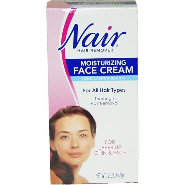 022600210313 Upc Nair Hair Remover Cream For Face With Sweet