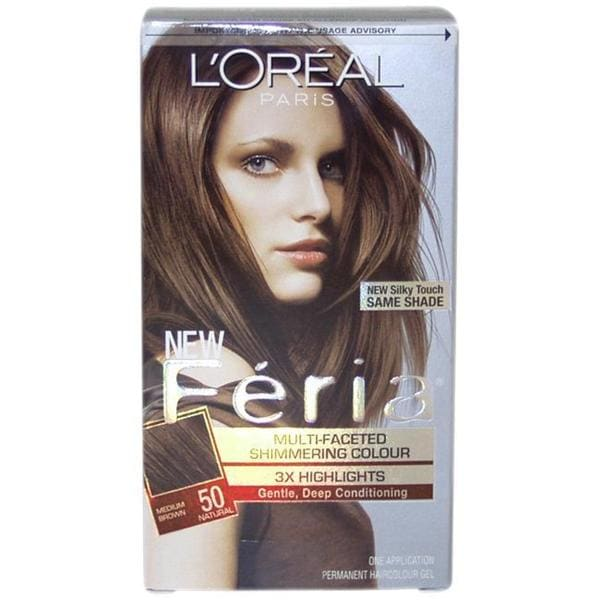 Feria Multi Faceted Shimmering Color 3x Highlights 50