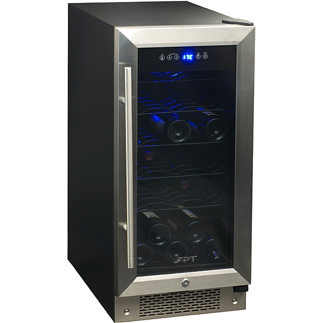 Spt Undercounter 32 Bottle Wine And Cooler 13864544