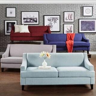 Inspire Q Winslow Concave Arm Modern Sofa 13867507