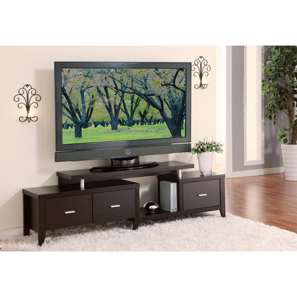 70 Best Online Furniture Stores: Furniture Of America Cappuccino 60-inch Expandable TV